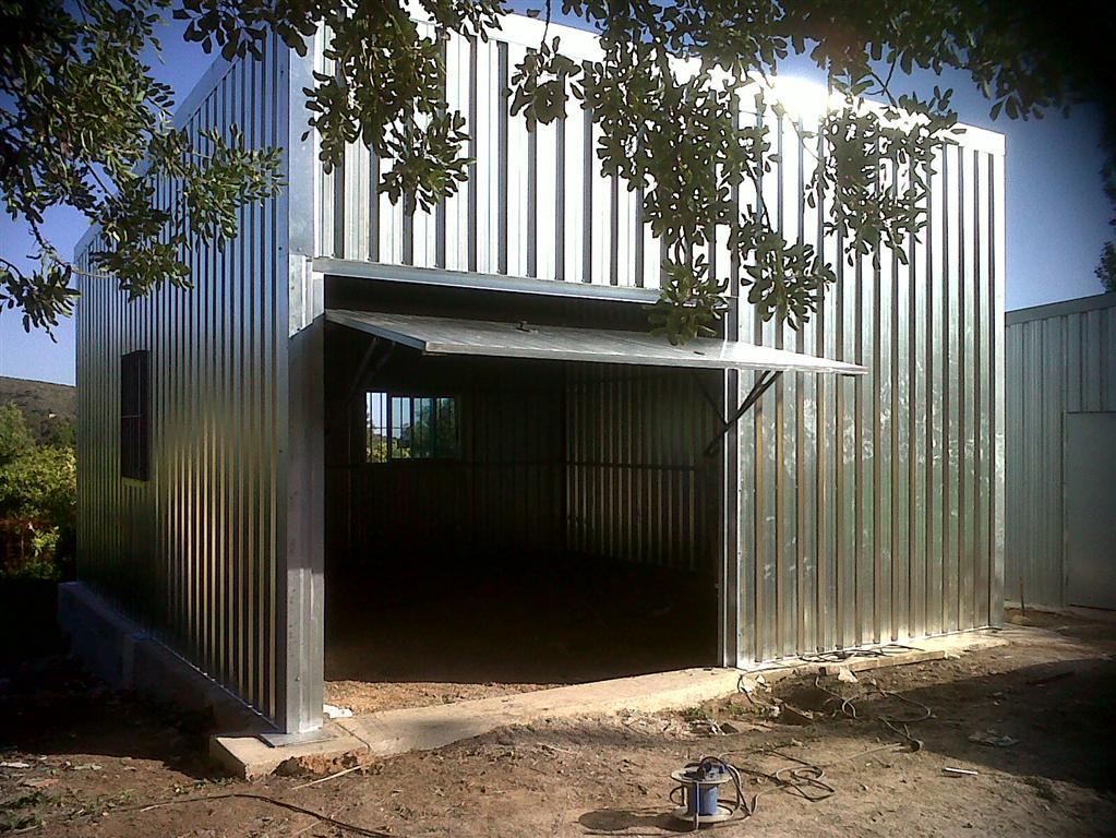 casetas de hierro materiales de construcci n para la