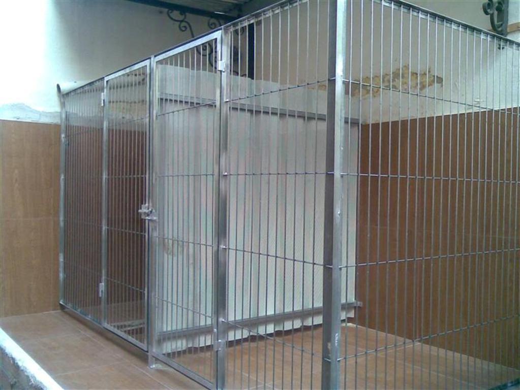 Cerrajer a gil carpinter a de hierro y aluminio vall d - Cercados para perros ...