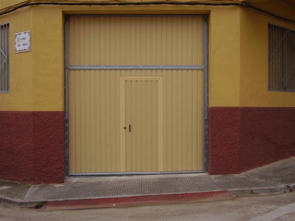 Cerrajer a gil carpinter a de hierro y aluminio vall d - Hierro y aluminio ...