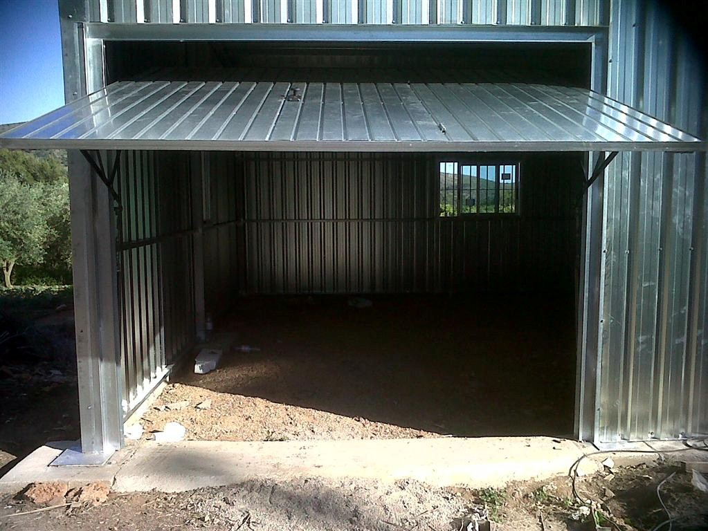 Cerrajer a gil carpinter a de hierro y aluminio vall d for Garaje castellon