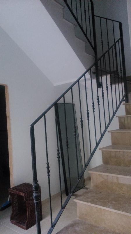 Cerrajer a gil carpinter a de hierro y aluminio vall d - Barandillas de hierro ...